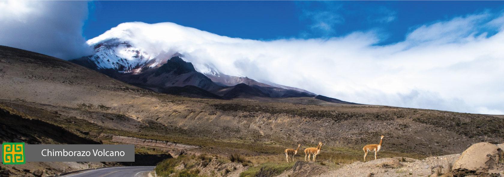Chimborazo-Volcano