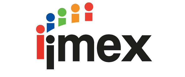 IMEX Frankfurt travel fair logo meetings