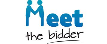 Meet the Bidder logo