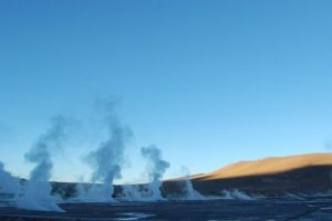 San Pedro de Atacama Geysers Small Photo Blog Chile