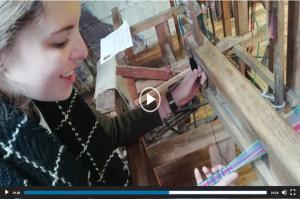 Screenshot video Pure Stories Otavalo Surprises Culture