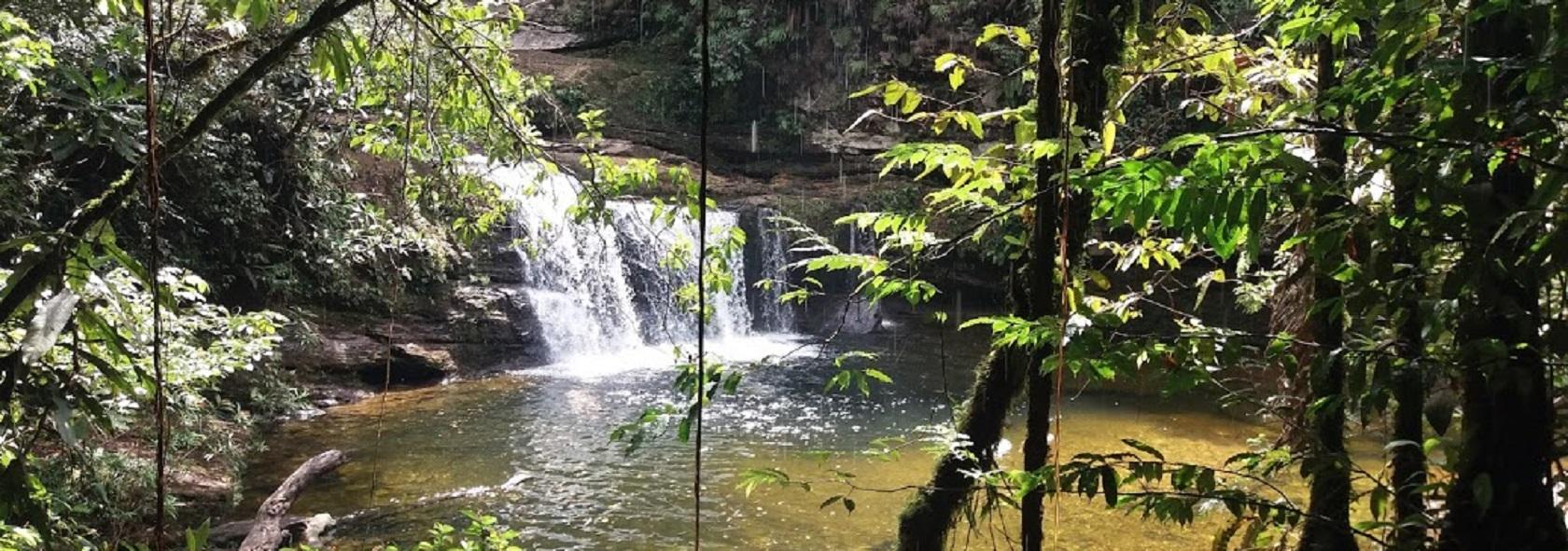 Well Putumayo End of the World Waterfall Blog