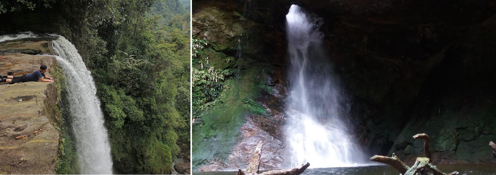blog Putumayo Mocoa Colombia Waterfalls