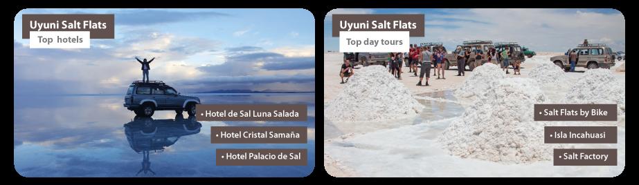 Bolivia Uyuni Salt Flats MICE