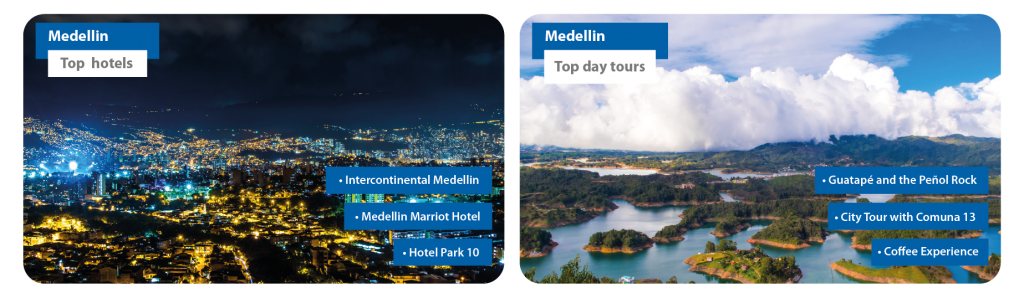 Colombia Medellin Incentive Travel