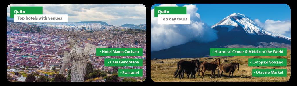 Ecuador Quito Incentive Travel