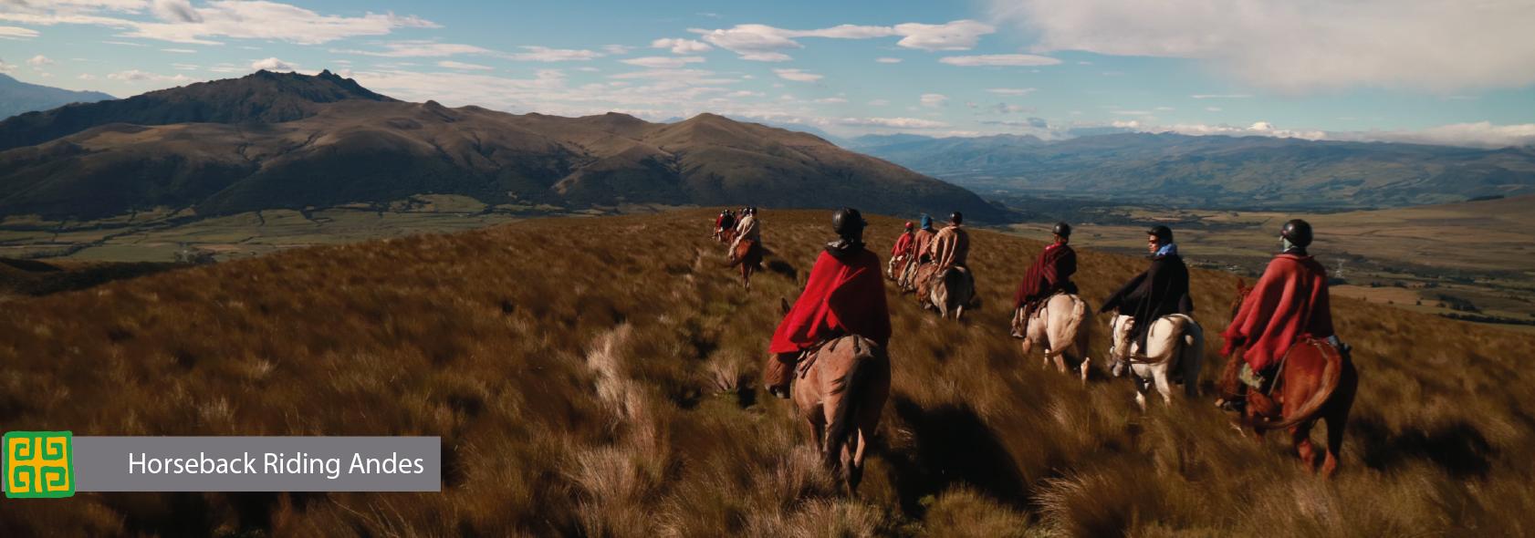 Horseback Riding Andes