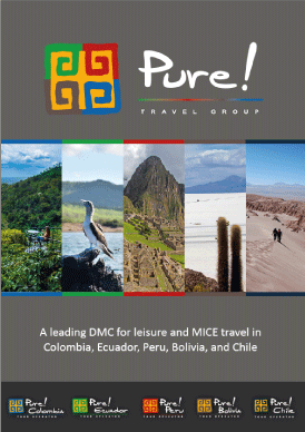 Catalogo 2019 Pure! Travel Group