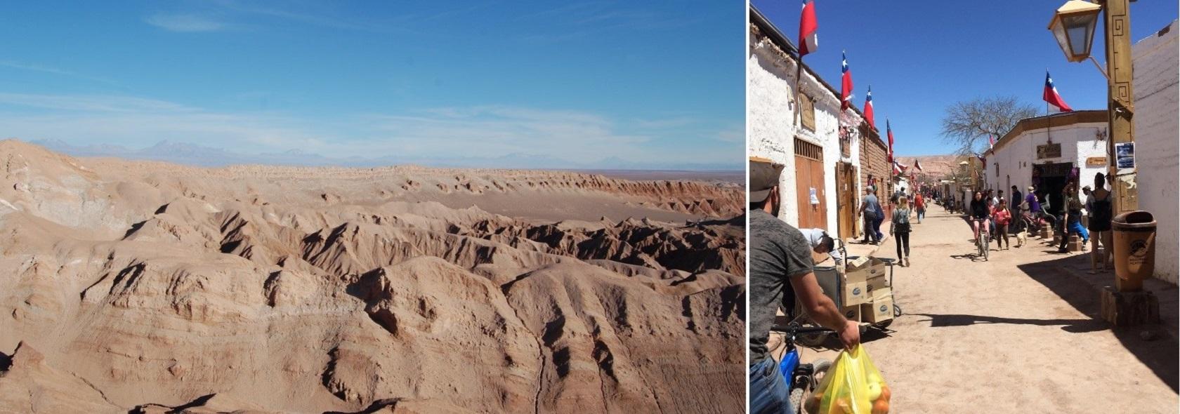 San Pedro de Atacama Town Blog November Desert Chile
