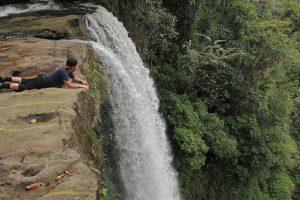 Fin del Mundo Cascada Putumayo Cocoa Blog Colombia