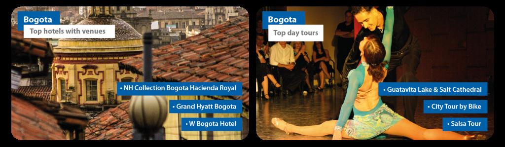 Colombia Bogota Incentive Travel