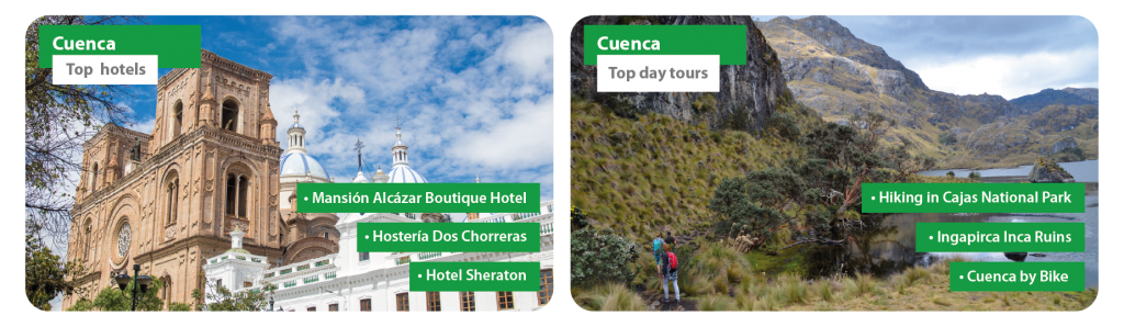 Ecuador Cuenca Incentive Travel