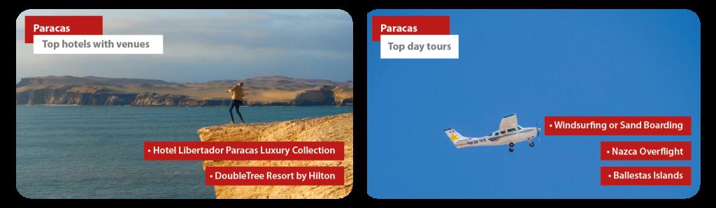 Peru Paracas Incentive Travel