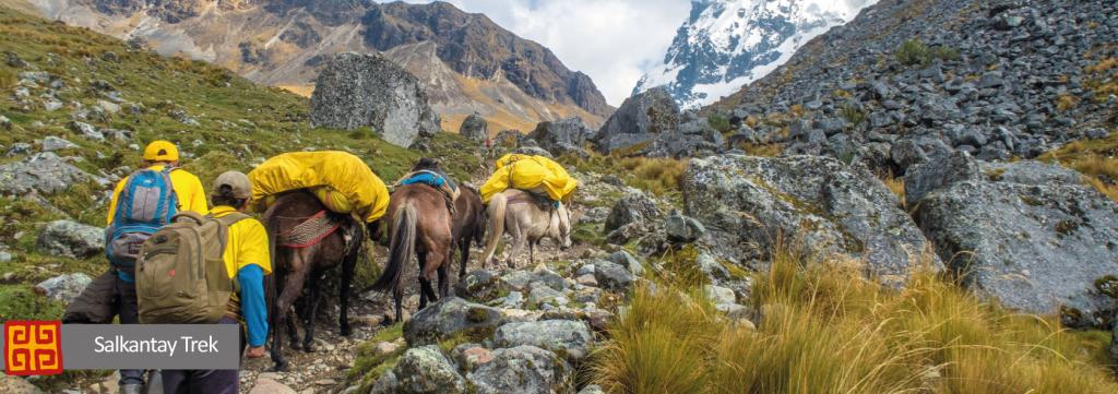 Salkantay Trek Peru MICE banner
