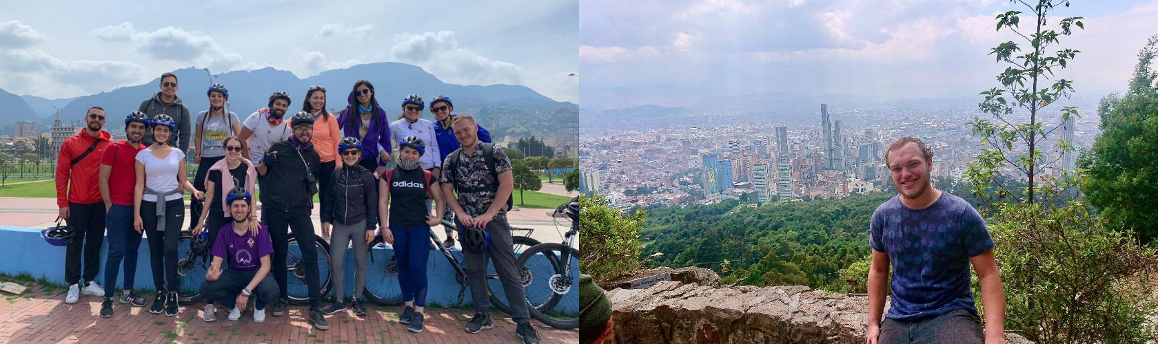 Biking Bogota Blog