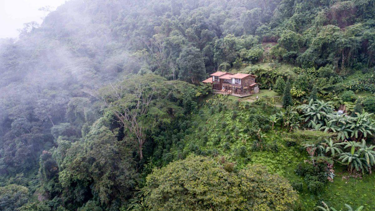 Colombia _Galavanta_Casa Oropendola_Panoramic